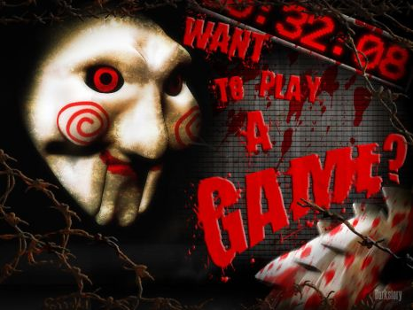 Want to play a game? by DarkStory