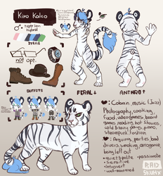 Reference for Kiro Kaleo by Cobain-Camophyri