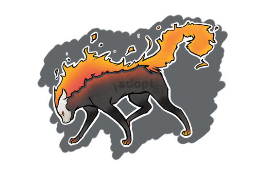 30pts HellCat Adopt -Open- by Mammouth55
