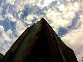 Container To Heaven by taftar