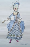 Old polonaise design by Idzit