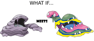 What if Ash's Muk Met Alolan Muk? by ChipmunkRaccoonOz