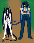 AoH - Old RP Image - Plague by Aisuryuu