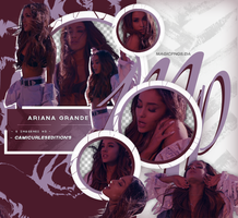 PACK PNG 674| ARIANA GRANDE - INTO YOU by MAGIC-PNGS