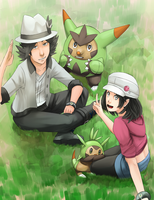Pokemon XY Trainers