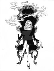 Fiona Goode by xcutHEREx