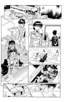 Super Sons Issue 13 page 15 by aethibert