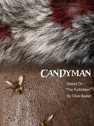 Candyman Movie Poster by aphterbuck
