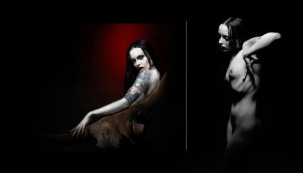 Marriage Of Heaven And Hell by Koshka-Black