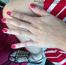 You need both hands and feet by JennyFeet84