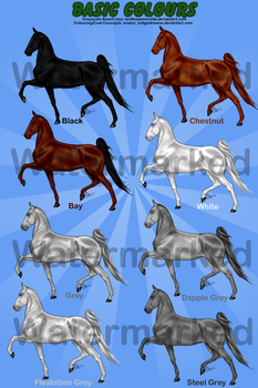 Game Art Basic - Gaited by AvalonSparkles