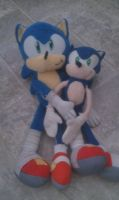 Sonics little bro #familly by Clemontiscute123