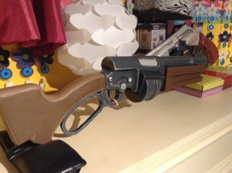 Baby Face's Blaster - TF2 Prop - Shot 1 by Raxater