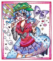 Ai love Pocky by Colorful--Melody