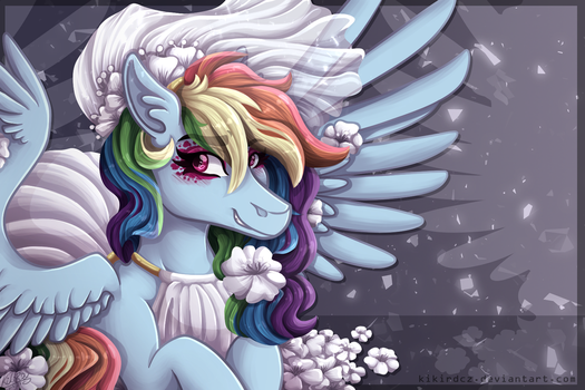 [MLP] White Prism by KikiRDCZ