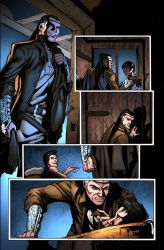 Wheel of Time issue 9 page 10 by NicChapuis
