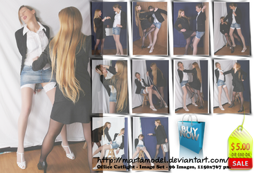Office Catfight - Image Set - 96 pics for US 5 by MartaModel