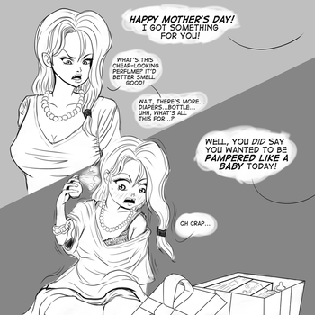 Daily Regress - Mother's Day by Ar-Kayn