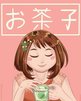 Ochako Tea Child by B3GIN