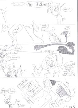 WII comic by Selveleroy250