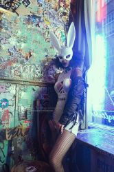 Cute but psycho by Ophelia-Overdose