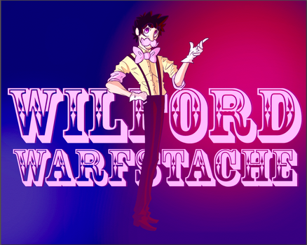 Wilford Warfstache by Sparkgon