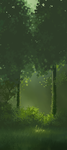 [Free Background] Green Forest by Spudfuzz