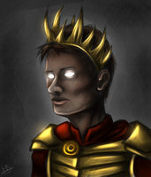 Nether Lord [COLOURED] by BaserBeanz