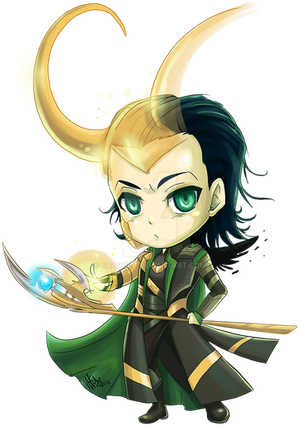 Loki x Child Reader (Nightmares) by AsokaECHoof21 on DeviantArt