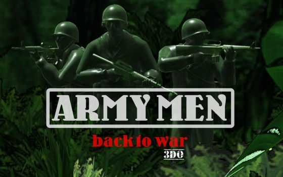 Army Men 3do by 32Rabbit