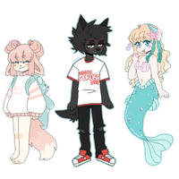 auction adopts (closed) by Ettio