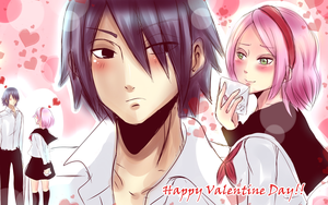 AU SS: Happy Valentine Day!! by Yuri-chan24