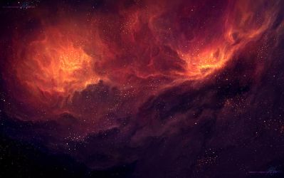 Fire and Dust by TylerCreatesWorlds