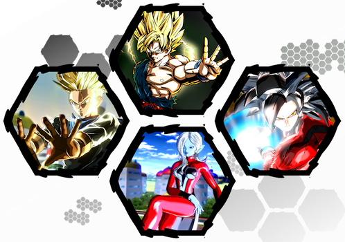 Dragonball Xenoverse by WE4PONX