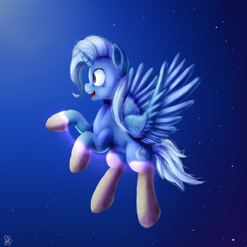 The Finally Great and Powerful Trixie by CottonCole