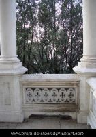 Miramare's Castle - Balcony16 by brunilde-stock