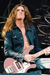 Cliff Burton 1984 - Digital Painting by ImAFutureGuitarHero