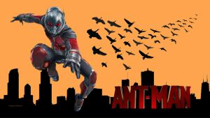 ANT-MAN  City 3a by Curtdawg53