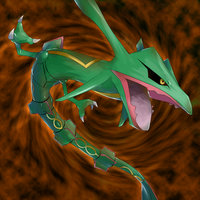 AC - Rayquaza by nintendo-jr