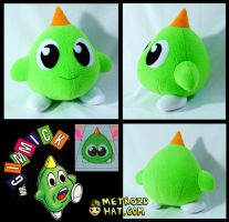 Mr. Gimmick plushie by Eyes5