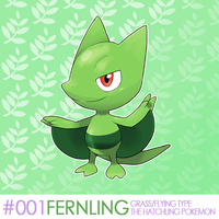 001 - Fernling by SirAquakip