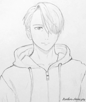 Casual Victor by CRartistTKD
