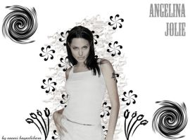 Jolie Art Wallpaper by Romyhs