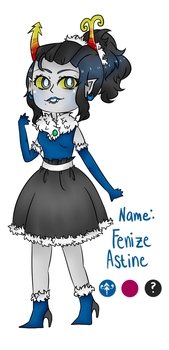 [Fantroll]: Fenize Astine by SimplyDefault