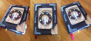 Adventure Time: Enchiridion by wispwolf