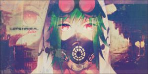 -Gumi- Let's have a war... by Deafinsanity
