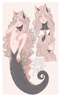 [CLOSED - whiskerfruit] lotus blossom by Cappuchi