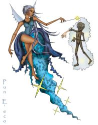 The Blue Fairy: The Change by pun