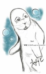 Seal by WolfLaugh
