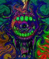 Eye of the Beholder by Lasercrew420